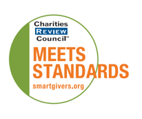 Charities Review Council - Meets standards image